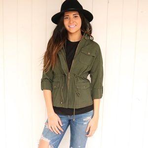 Jackets & Blazers - Utility jacket